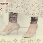 Women Eid Sandals Traditional Wear By Hush Puppies 2015 10