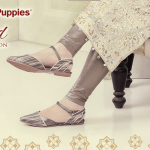 Women Eid Sandals Traditional Wear By Hush Puppies 2015 15