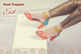 Women Eid Sandals Traditional Wear By Hush Puppies 2015 6