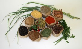 herbal food spices benefits