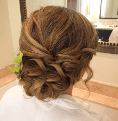 Best Wedding Party Hair Ideas For Women 2015