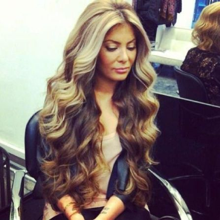 Different Beach Waves Hair Ideas For Long Hairs 2015 5
