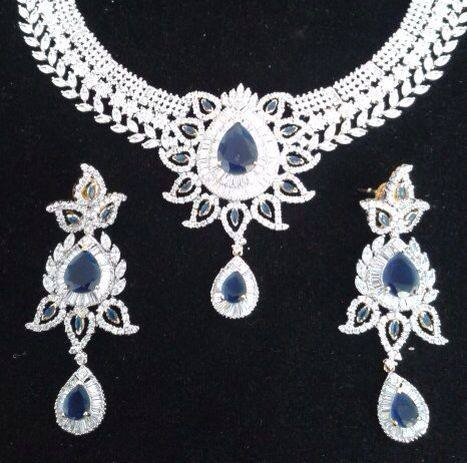 silver jewellry sets