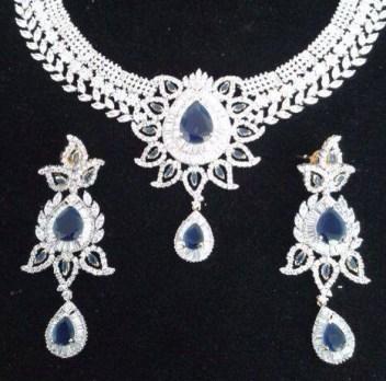 silver jewellry sets