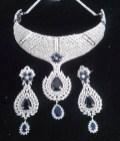 Elegant Diamond Jewellery Set Designs For 2015-16 Parites 5