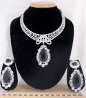 Elegant Diamond Jewellery Set Designs For 2015-16 Parites 7