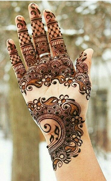 Indian Bridal Mehendi Designs For The Brides Of 2015 16