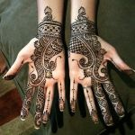 Indian Bridal Mehendi Designs For The Brides Of 2015-16 3