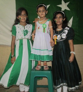 Little Girls Independence Day Frock Designs 2015 7