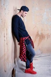 See Diego Barrueco In Fall Casual Collection 2015-16 10