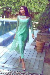 Autumn Pret Eid Wear By Zainab Salman 2015-16 7