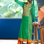 Eid Embroidered Kameez Designs By Fabrizio 2015-16