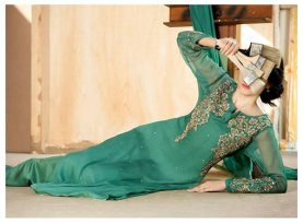 Eid Embroidered Kameez Designs By Fabrizio 2015-16 2