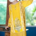 Eid Embroidered Kameez Designs By Fabrizio 2015-16 7