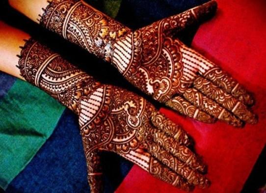 Eid Ul Azha Chand Rat Mehndi Special Designs 2015-16 4