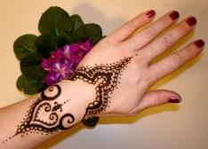 Eid Ul Azha Hand Mehndi Designs For Young Girsl 2015-16 17
