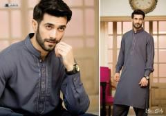 Eid Ul Azha Men Kurta Shalwar By Aizaz Zafar 2015-16 2