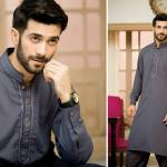 Eid Ul Azha Men Kurta Shalwar By Rivaj 2015-16