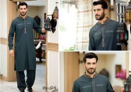 Eid Ul Azha Men Kurta Shalwar By Rivaj 2015-16 7