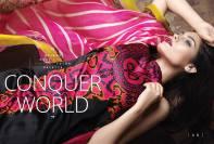 Eid Ul Azha Silk Dresses By Sana Safinaz 2015-16