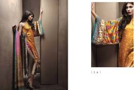 Eid Ul Azha Silk Dresses By Sana Safinaz 2015-16 5