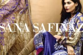 Eid Ul Azha Silk Dresses By Sana Safinaz 2015-16 8