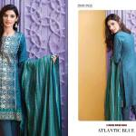 Embroidered Cambric Dresses On Eid By Bonanza 2015-16 5