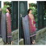 Embroidered Kameez Eid Wear By Lala 2015-16 8