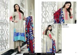 eid dresses with pashmina shawal