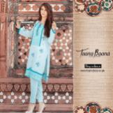 Fall Shalwar Kameez Designs For Women By Taana Baana 2015-16 8