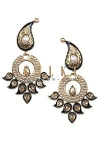 Indian Earrings Jewelry By Kalki Fashion 2015-16 3