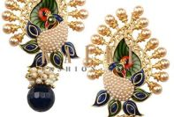 Indian Earrings Jewelry By Kalki Fashion 2015-16