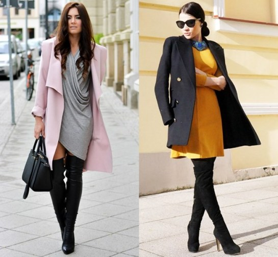 Winter Casual Outfits Of Different Styles For Women 20