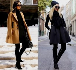 Winter Casual Outfits Of Different Styles For Women 21