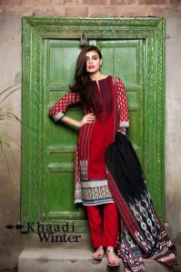 3 Piece Embroidered Printed Collection By Khaadi 2015 10