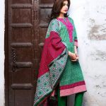 3 Piece Embroidered Printed Collection By Khaadi 2015 3