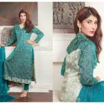 Banarasi Shalwar Kameez Collection By Tawakal Fabrics 2015-16 12