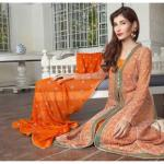 Banarasi Shalwar Kameez Collection By Tawakal Fabrics 2015-16 3