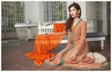 Banarasi Shalwar Kameez Collection By Tawakal Fabrics 2015-16 3