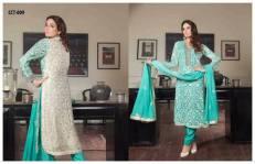 Banarasi Shalwar Kameez Collection By Tawakal Fabrics 2015-16 4