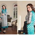 Banarasi Shalwar Kameez Collection By Tawakal Fabrics 2015-16 5