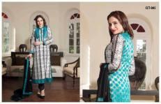 Banarasi Shalwar Kameez Collection By Tawakal Fabrics 2015-16 5