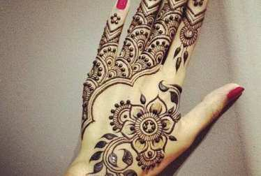 Beautiful Hand Mehndi Designs For Every Event