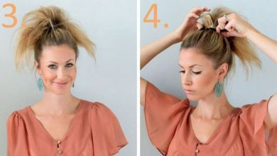 Daily Routine Hair Tutorials For Every Girl