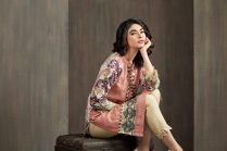 Floral Printed Kurtis For Winter By Happa Studios 2015-16 4