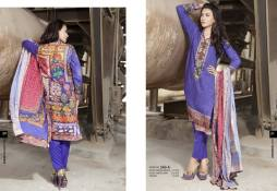 Gloria Linen Dresses For Women By Rashid Textiles 2015-16 13
