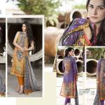 Gloria Linen Dresses For Women By Rashid Textiles 2015-16 9