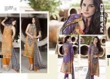 Gloria Linen Dresses For Women By Rashid Textiles 2015-16 9