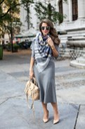 How To Do Winter Scarf Styling With Casual Outfits 12