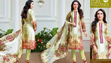 Indian Colorful Salwar Kameez Designs By Essenza 2015